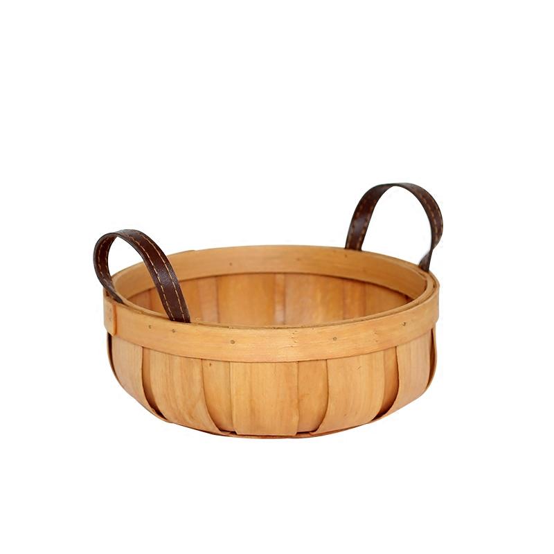 Woodchip Egg Basket